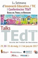 1ª Semana de Innovación Educativa/TIC y Conferencies TEdT
